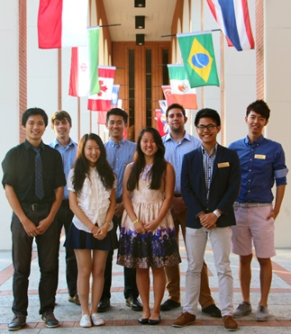 International student assembly helping usc students find - International student services office ...